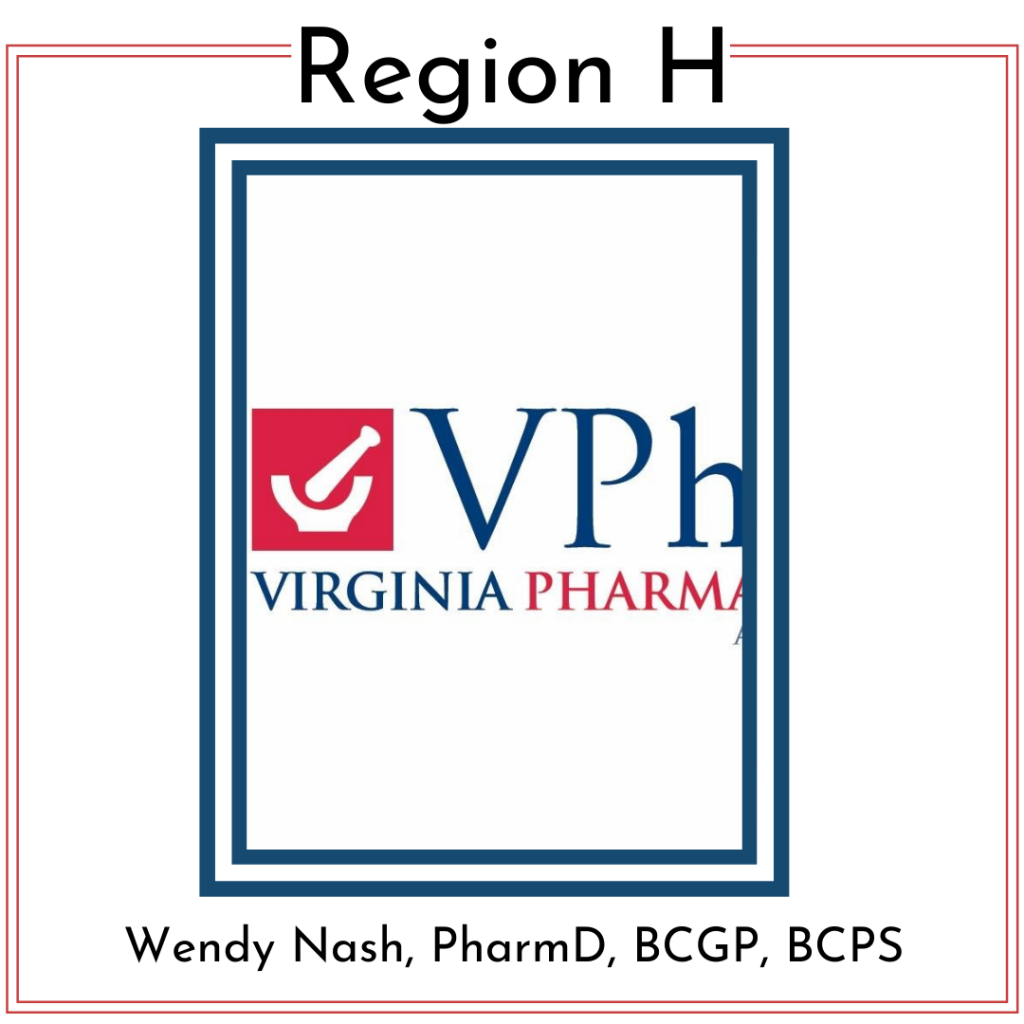 Region A (3) - Virginia Pharmacists Association